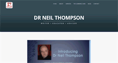 Preview of neilthompson.info