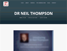 Tablet Preview of neilthompson.info
